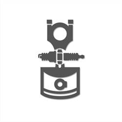 دسته موتور کامل پایین راست آلومینیومی تیپ 5