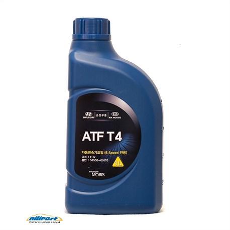 روغن گیربکس ATF T4 وراکزوز و ix55