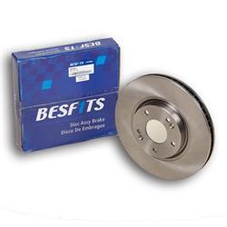 دیسک ترمز چرخ جلو توسان ، کوپه و اسپورتیج