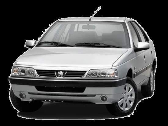 خانواده خودروهای پژو ۴۰۵ و سمند با موتور XU7